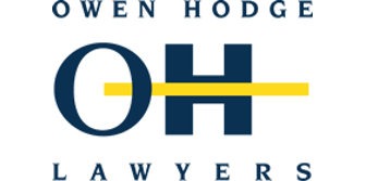 Owen Hodge lawyers logo