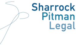 Sharrock Pitman Legal logo