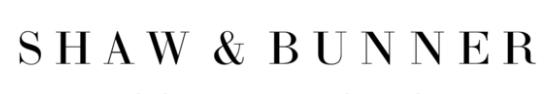 Shaw & Bunner Legal logo